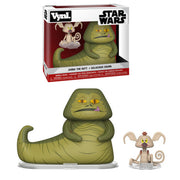Funko Star Wars Jabba & Salacious Crumb Vynl Figure 2 Pack (Pre-order Ships in September)