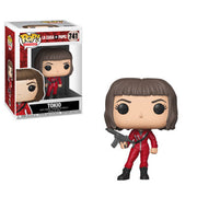 Funko La Casa De Papel Tokio POP! Vinyl Figure #741 (Pre-Order Ships end of March 2019)