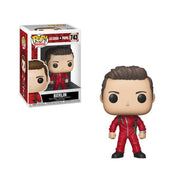 Funko La Casa De Papel Berlin POP! Vinyl Figure #743 (Pre-Order Ships end of March 2019)