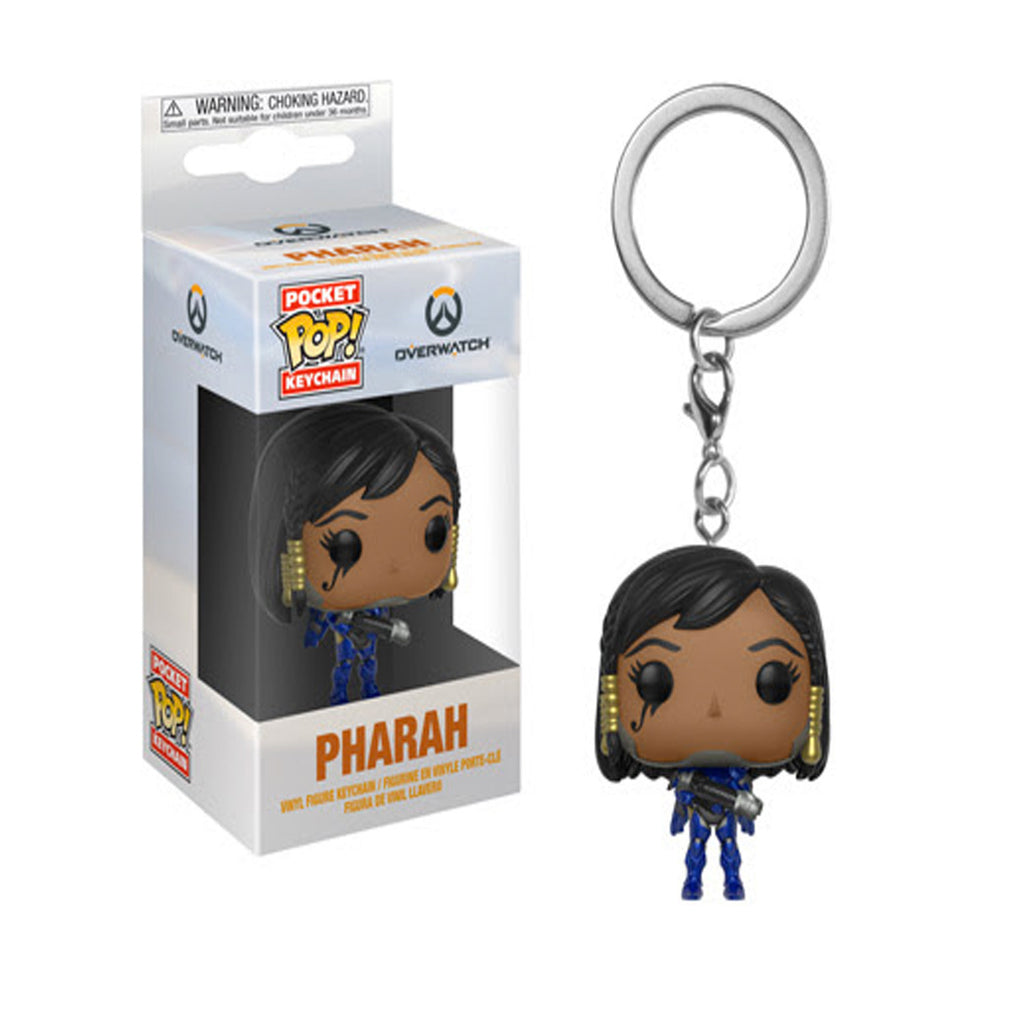 Funko Overwatch Pharah Pocket Pop! Keychain (Pre-order ships FALL 2018)