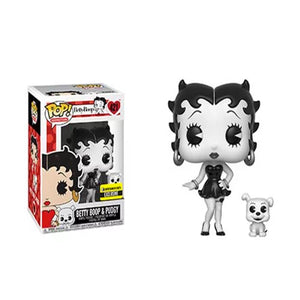 Funko Betty Boop & Pudgy POP! Vinyl Figure #421 EE Exclusive (Pre-order Ships February 2019)