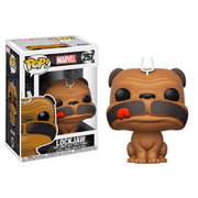 Funko Marvel Inhumans Lock Jaw POP! Bobble Head Vinyl Figure