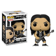 Funko Metallica Robert Trujillo POP! Vinyl Figure