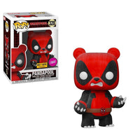 Funko Pandapool POP! Chase Vinyl Figure Flocked Hot Topic Exclusive