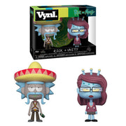 Funko Rick & Morty Sombrero Rick & Unity Vynl Figure 2 Pack (Pre-order Ships in November 2018)