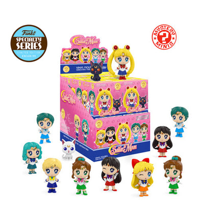 Funko Mystery Mini: Sailor Moon Mini Figure Specialty Series (Pre-order Ships November 2018)