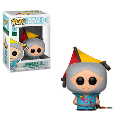 Funko South Park Human Kite POP! Vinyl Figure #19 (Pre-order Ships At The End Of November 2018)