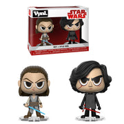 Funko Star Wars Rey & Kylo Ren Vynl Figure 2 Pack (Pre-order Ships in August 2018)