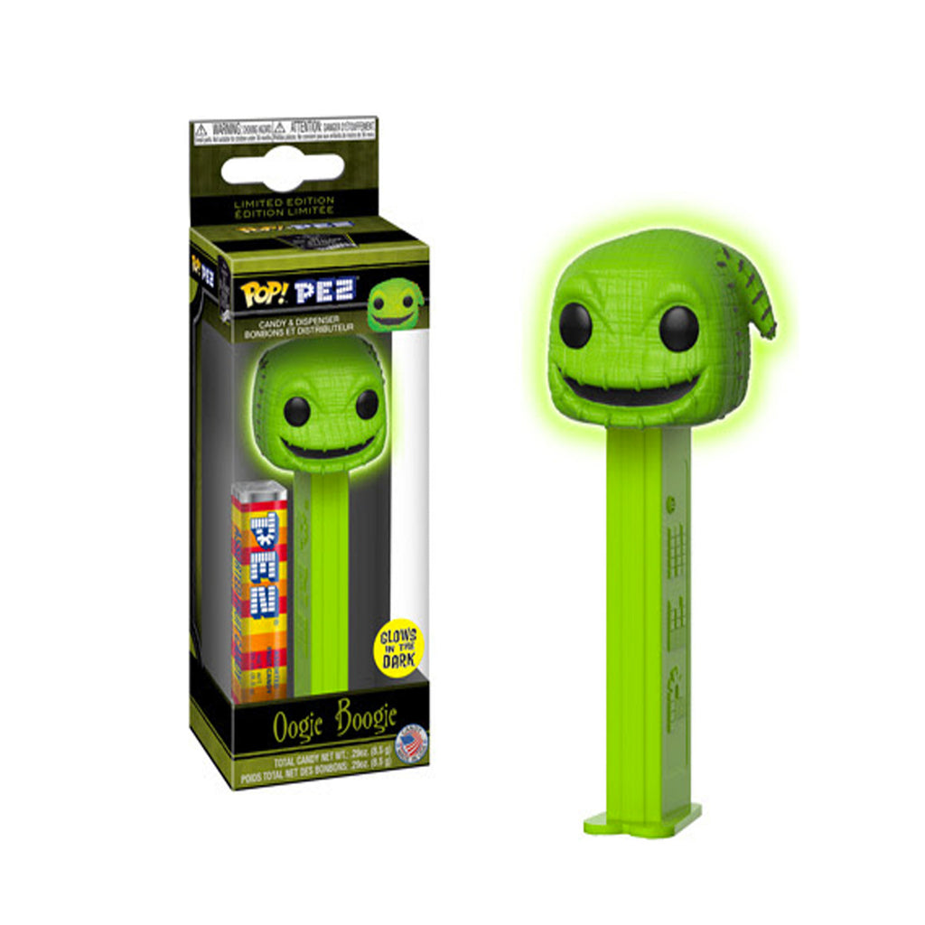 Funko Nightmare Before Christmas Oogie Boogie Pop! Pez (Pre-Order Ships November 2018)