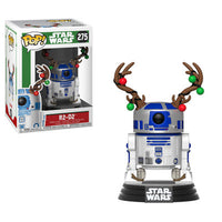 Funko Star Wars Holiday R2-D2 With Antlers POP! Vinyl Figure #275 (Pre-order Ships Fall 2018)