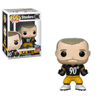 Funko NFL Pittsburgh Steelers T.J. Watt  POP! Vinyl Figure #98 (Pre-order Ships December 2018)