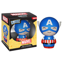 Funko Captain America Marvel Series 1 Dorbz Vinyl Figure - Gear N' Bits