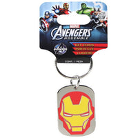 Iron Man Key Chain - Gear N' Bits