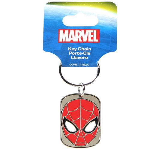 Marvel Spiderman Key Chain - Gear N' Bits