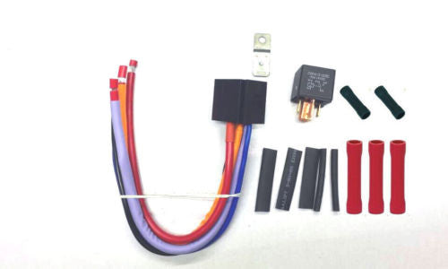 SOLAR RELAY KIT TO SUIT REDARC BCDC1225-LV BCDC1240-LV CHANGEOVER 80A RELAY KIT