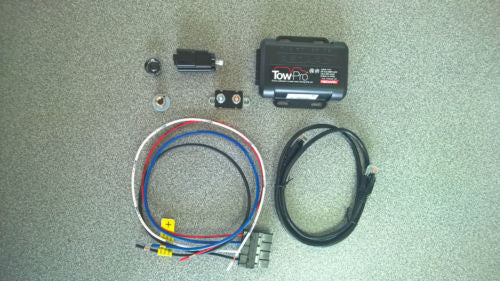 REDARC TOW PRO ELECTRIC REMOTE EBRH-ACCV2 TRAILER BRAKE CONTROLLER Circuit Break