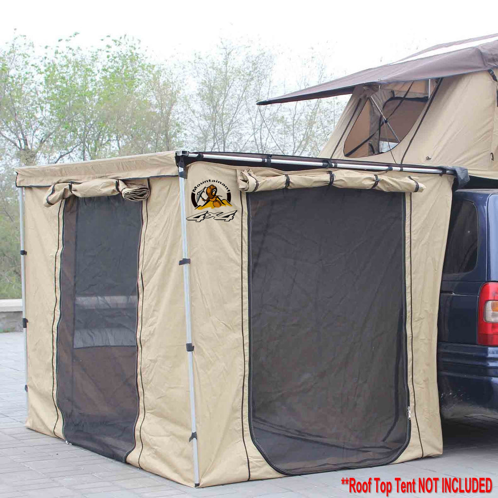 ANTENERGY 2.5m X 3.0m AWNING 4WD 4X4 SIDE Pull Out with Annex Room