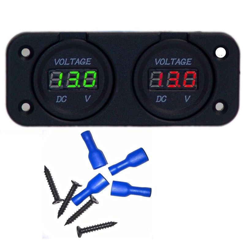 REDARC LFP1240LV LITHIUM BATTERY DUAL ISOLATOR  DC TO DC CHARGER BUNDLE SALE!
