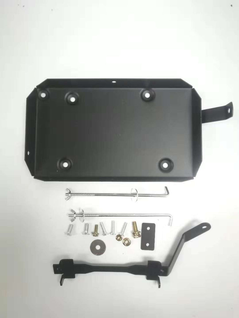 Hulk 4x4 Dual Battery Tray Suits Toyota Prado 150 Series 3.0ltr 2009-On DBT0475