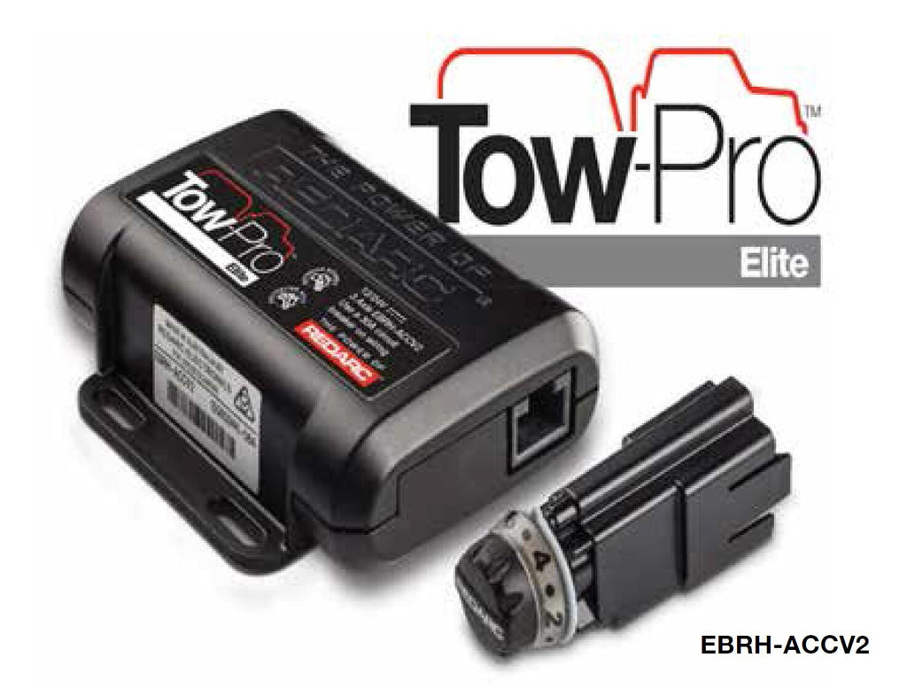 REDARC TOW PRO * ELITE * ELECTRIC EBRH-ACCV2 TRAILER BRAKE CONTROLLER