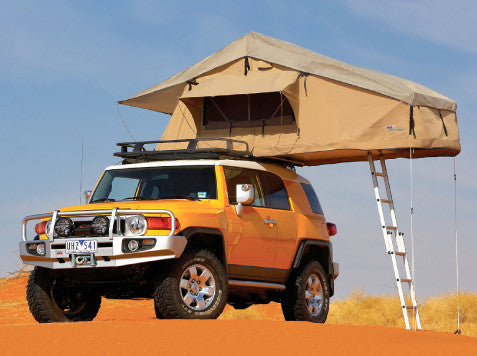 3.1m ROOF TOP TENT CAMPER TRAILER 4WD 4X4 CAMPING CAR RACK ANNEX AWNING STD