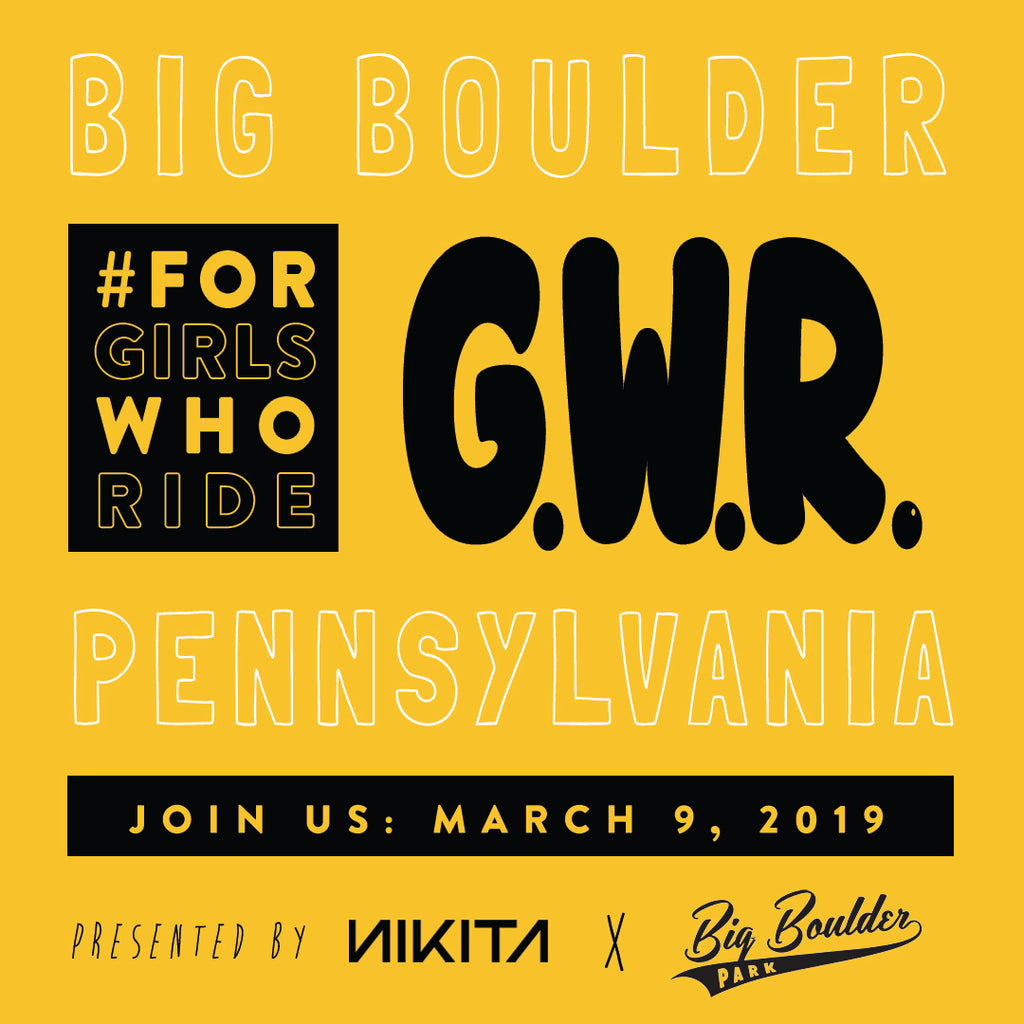 G.W.R. at Big Boulder - Last Winter Stop!
