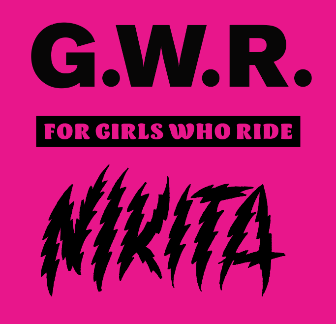 Nikita May Playlist #ForGirlsWhoRide