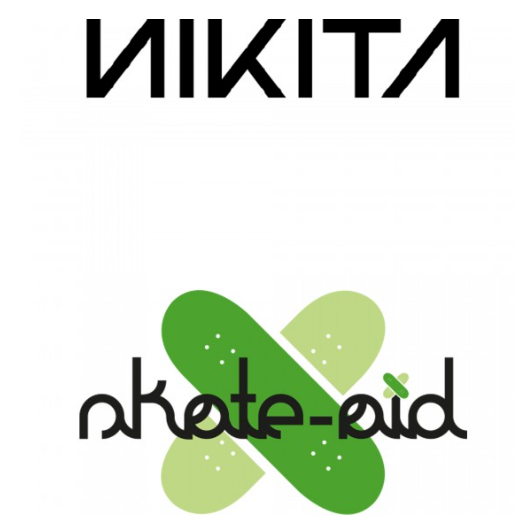 Nikita Gives Back With Skate-Aid