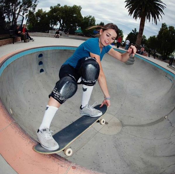 Interview with Pro Skateboarder Amelia Brodka