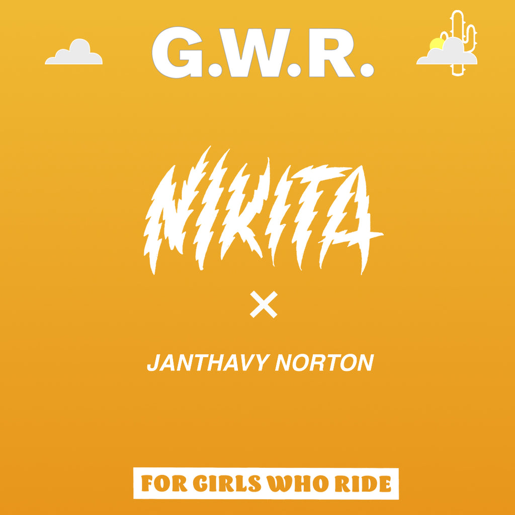Nikita Clothing's GWR Playlist with Janthavy Norton