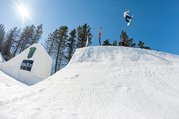 Desiree Melancon Mark Clavin Snowboarder Mag