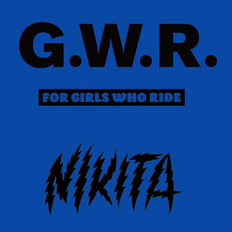 Girls Who Ride Nikita Playlist
