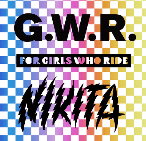 Girls Who Ride July Playlist