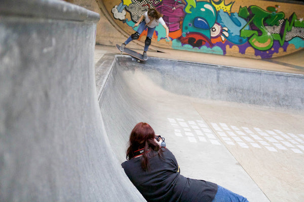 Charlotte Thomas Concrete Girls Nikita Clothing