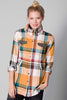 Inca Gold Plaid B