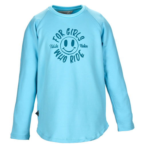 GIRLS PSYCH LONG SLEEVE TEE