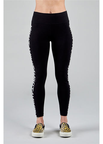 W BASE JUMP SOLID LEGGING