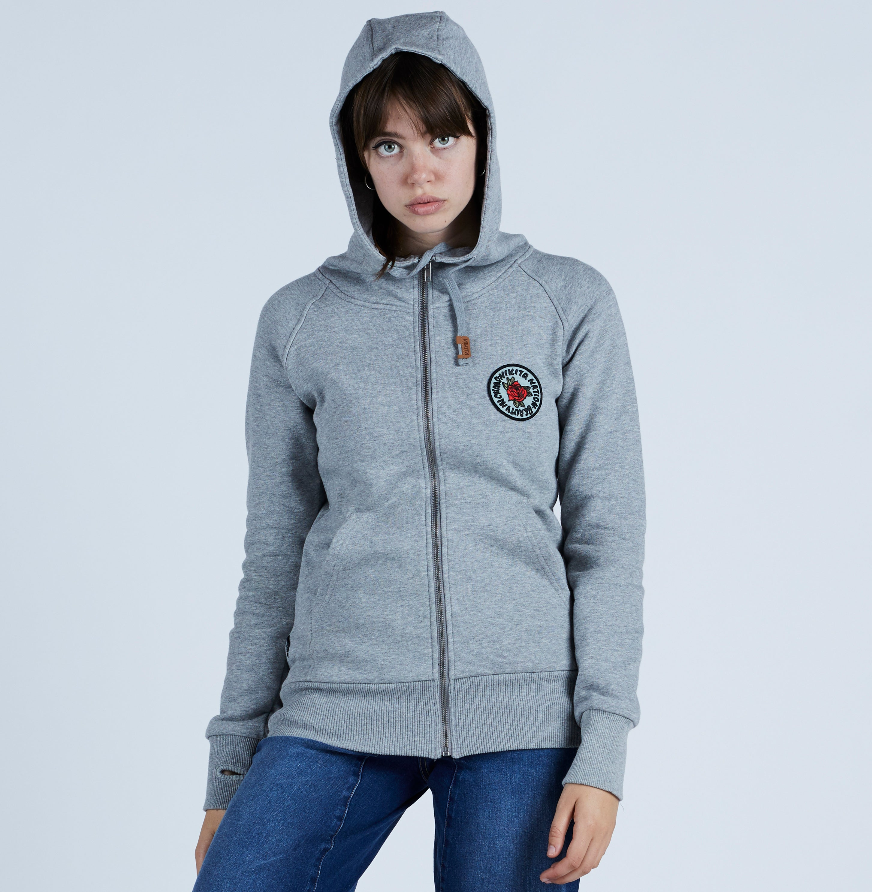 NORAH FULL ZIP HOODY