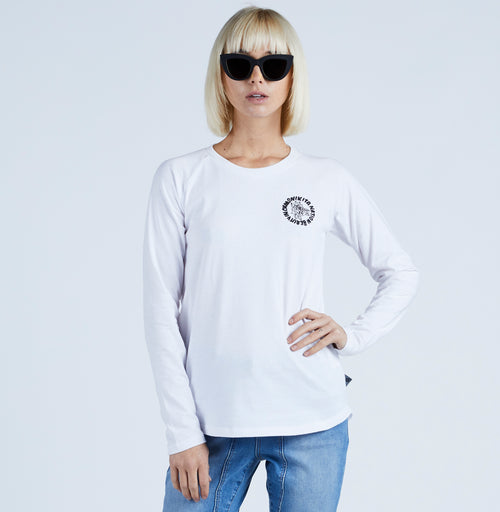 PIXIE LONG SLEEVE TEE