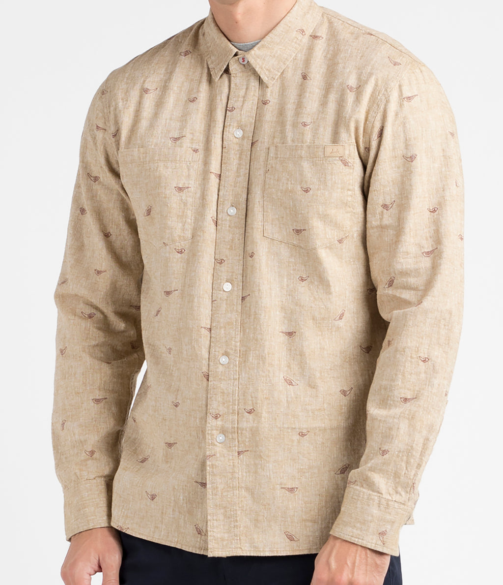 HERMAN LS SHIRT