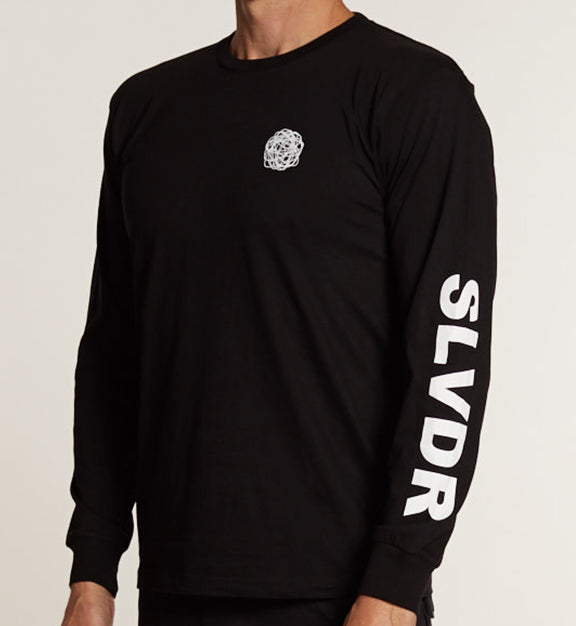 SLVDR Dot Common Thread Long Sleeve Tee