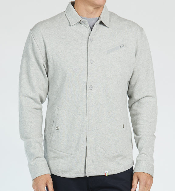 ROYER FLEECE SHIRT