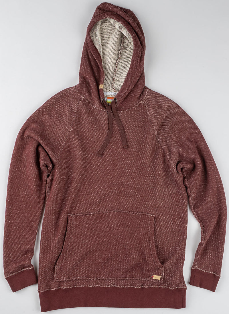 SCULPT PULL OVER HOODIE