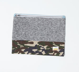 Large zipper pouch, sack, bag