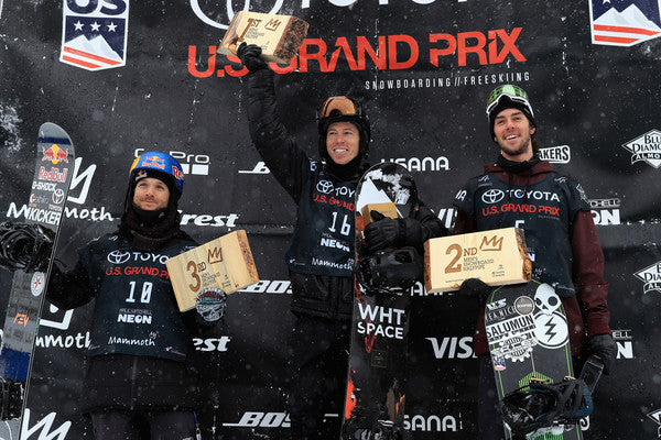 Ryan Wachendorfer Takes 2nd at Mammoth Grand Prix