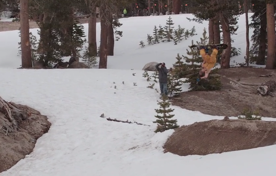 The Best Snowboarding You've Seen Lately: Aspen Weaver 2016