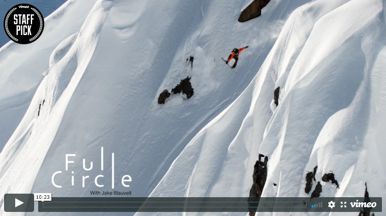 Beau Bishop in Full Circle from Jake Blauvelt