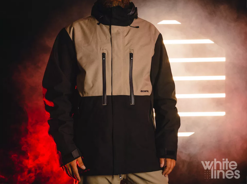 Whitelines Reviews Bonfire Firma Jacket