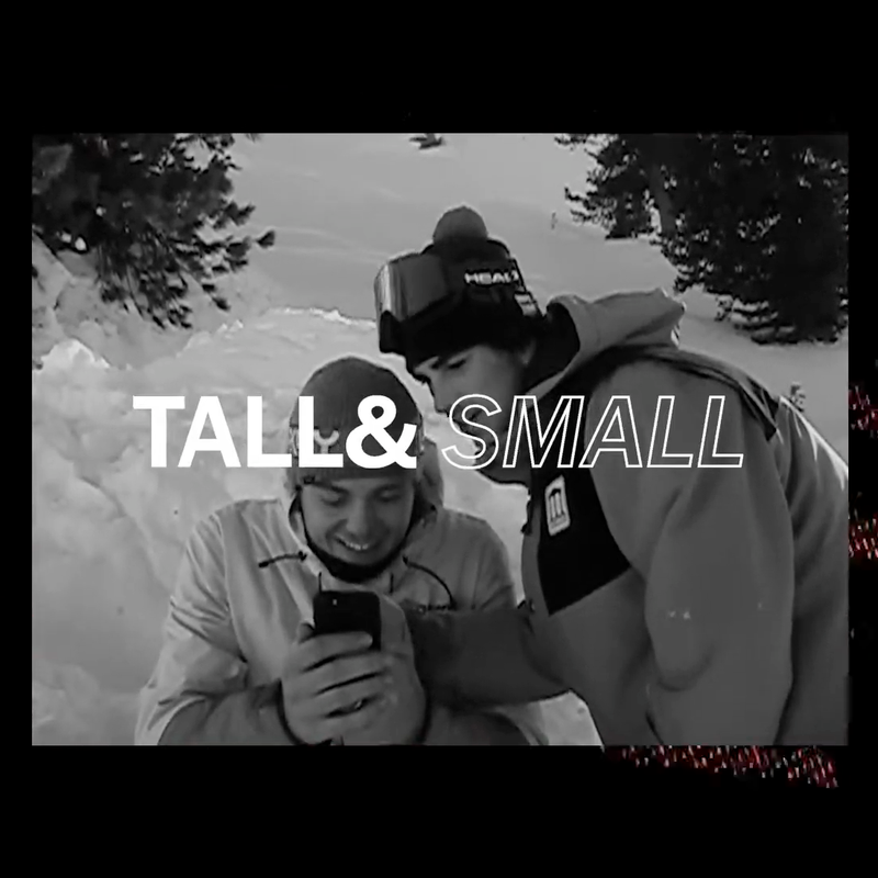 EPISODE 1 OF TALL AND SMALL FEATURING MAXI PREISSINGER