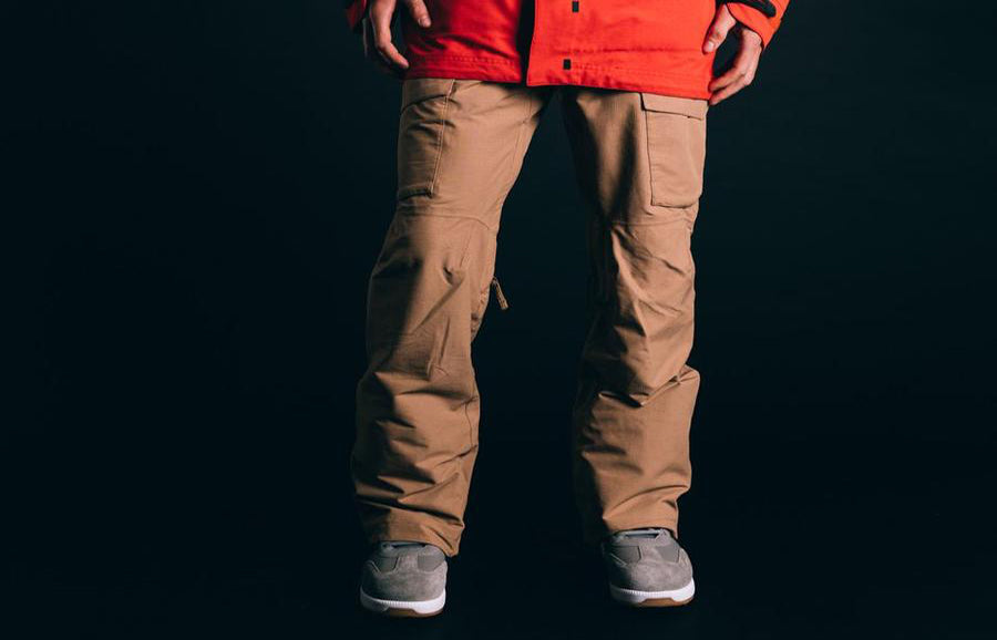 Bonfire Outerwear Zone Pant - Whitelines 100